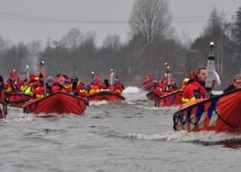 Serious Rescue van Medemblik naar Haarlem voor 3FM actie
