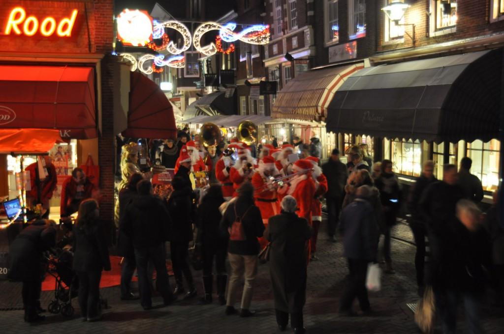 Vrijdag 12 december kerstmarkt in Enkhuizen