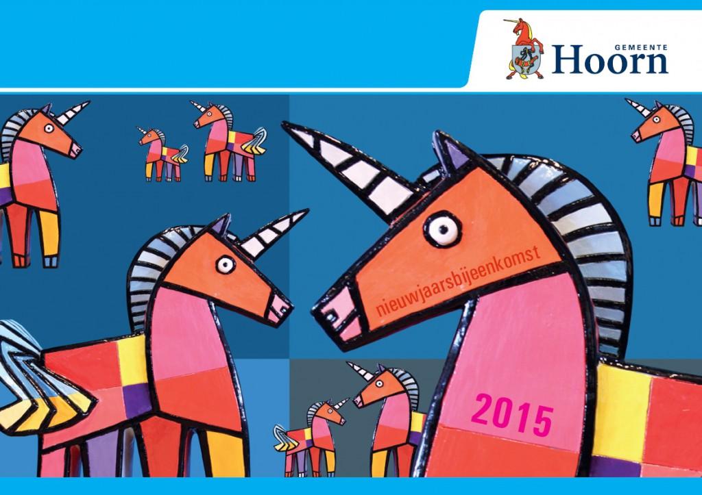 Nieuwjaarsbijeenkomsten Hoorn, Medemblik en Enkhuizen