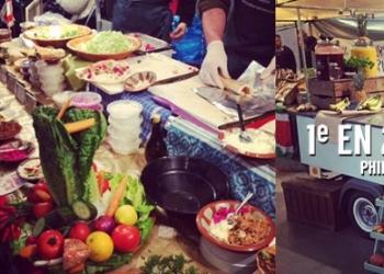 Eerste Hoornsche Foodmarket met de Paasdagen