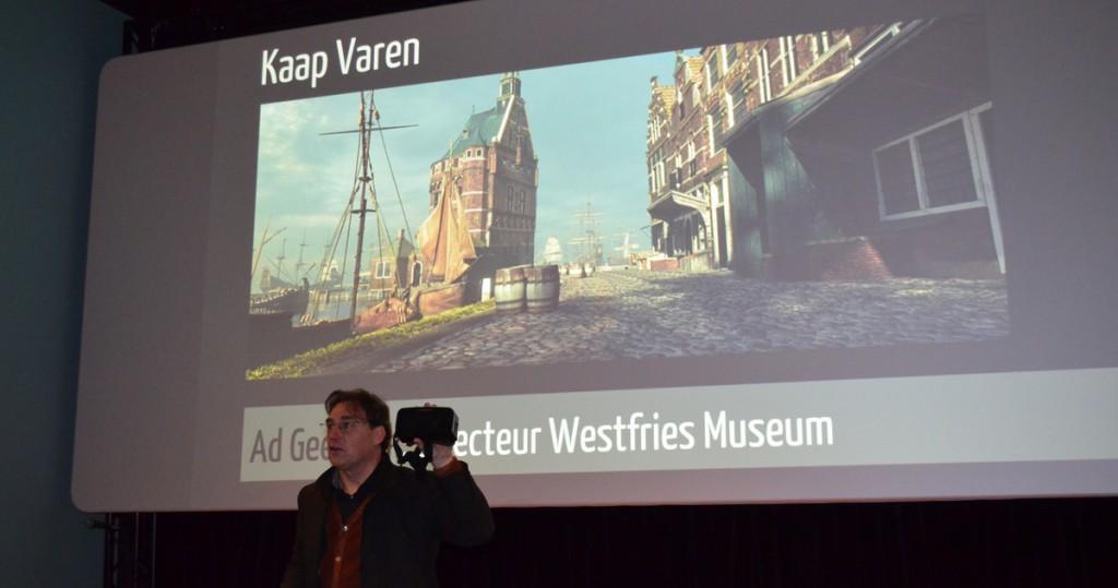 Al 4500 mensen maakten virtuele wandeling door Hoorn van 1650