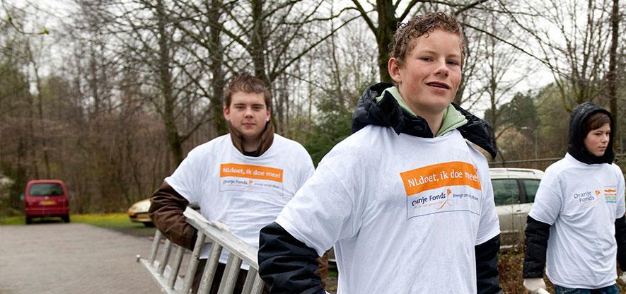 3200 handen zoeken klusjes in Westfriesland voor NLdoet