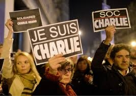 Demonstratie aanslagen Parijs op Roode Steen Hoorn (update)