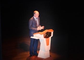 Nieuwjaarstoespraak 2015 burgemeester van Veldhuizen