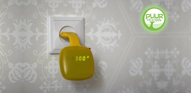 Gadget van Puur Hoorn helpt met besparen energie