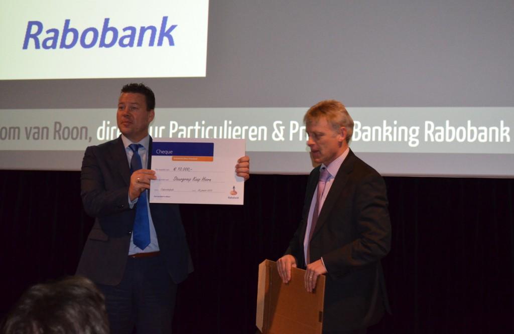 Geldelijke bijdrage voor bijzondere initiatieven Kaap Hoorn 400