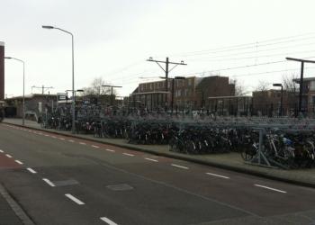 NS Hoorn Kersenboogerd straks 1100 fietsplaatsen