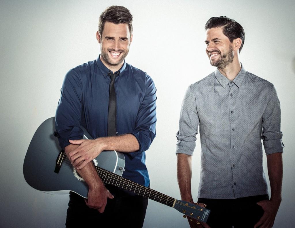 Nick & Simon naar Hoorn voor optreden met talenten