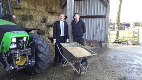Relatief veel jonge boeren in Medemblik; In top 7 Nederland