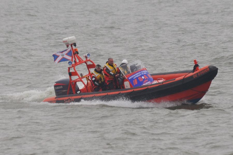 Nieuwe snellere boot voor Reddingsstation Wijdenes