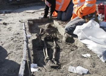 Unieke vondst: 'Drechtje' van 3.000 jaar oud