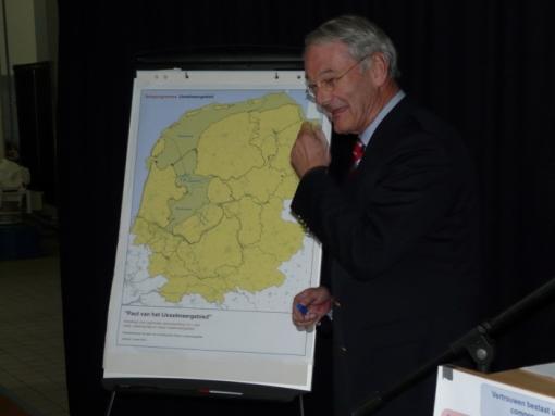 Pact van het IJsselmeergebied ondertekend