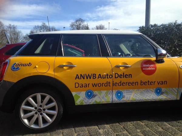ANWB kiest MyWheels uit Grootebroek voor proef met autodelen