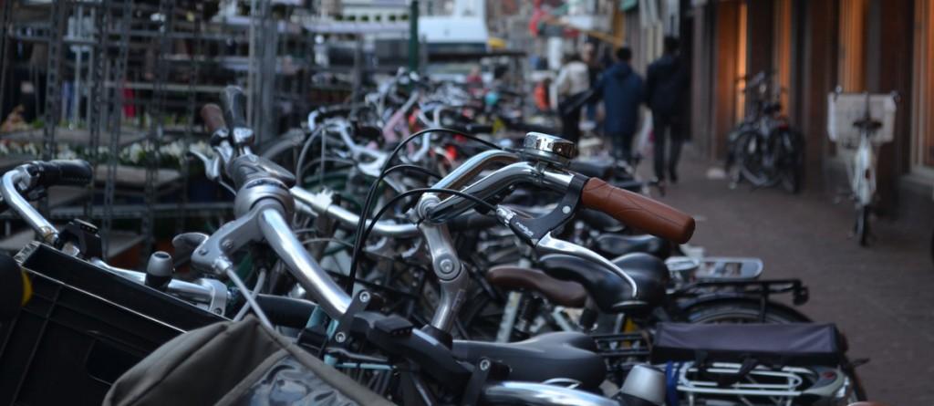 'Foute' fietsen worden verwijderd bij Station Hoorn