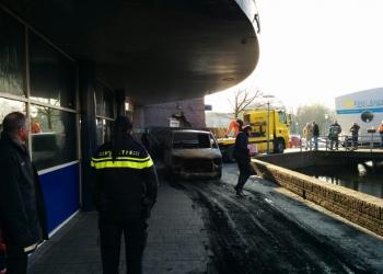 Enorme ravage na ramkraak Huesmolen in Hoorn (foto update)