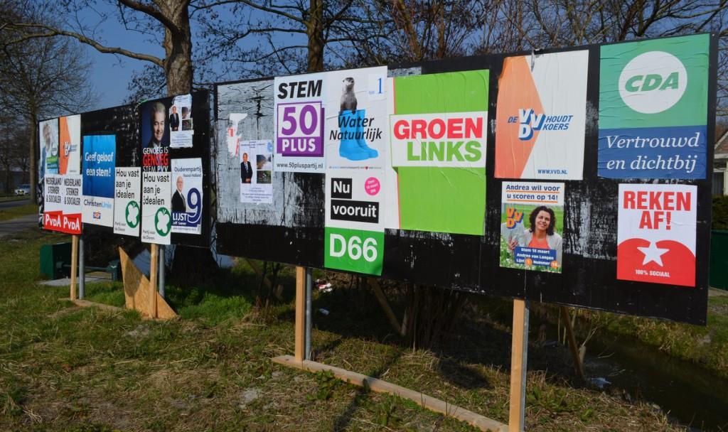 VVD wint Provinciale Statenverkiezingen in Hoorn