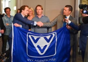 Vierde Hoornse VVV informatiepunt in Hotel Van der Valk