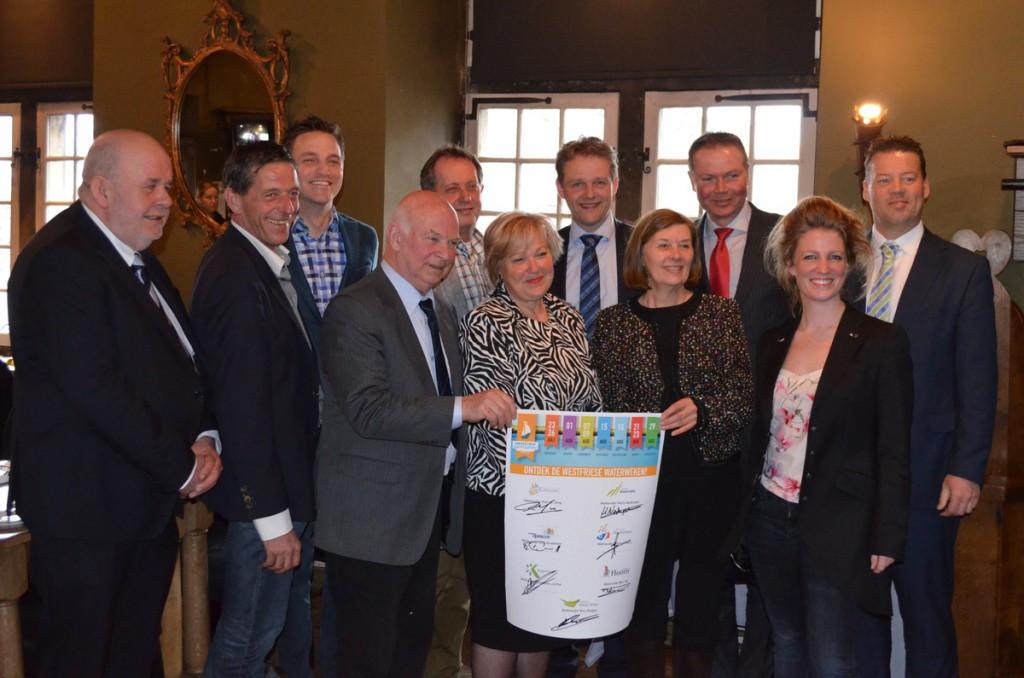 Opmeer sluit ook aan bij Waterweken 2015