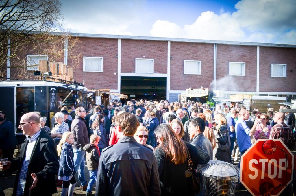 Ongekend succes Hoornsche Foodmarket [foto's+audio]