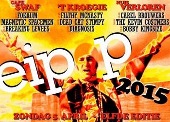 Eerste Paasdag elfde editie van Eipop in Hoorn