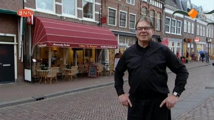 Frank Eggerding van La Marquis naar Koning Pannenkoek [+audio]