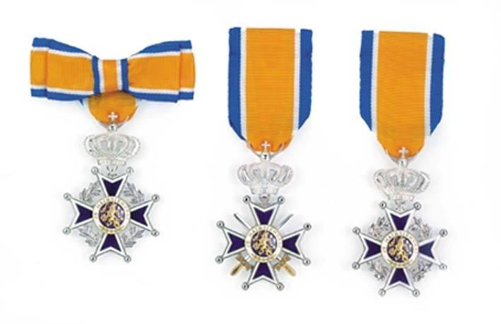 Zes Koninklijke onderscheidingen en drie jeugdlintjes