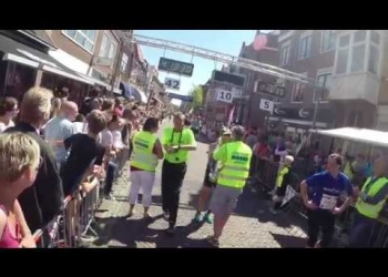 Schutz Marathon Hoorn Live op Radio Hoorn