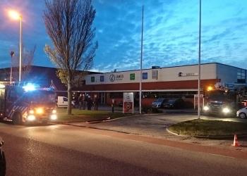Brand bij Citroen Van der Maat in Zwaag (update)