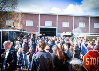 In september Hoornsche Foodmarket Nazomereditie