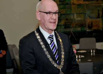 Burgemeester Drechterland voorjaar 2016 met pensioen