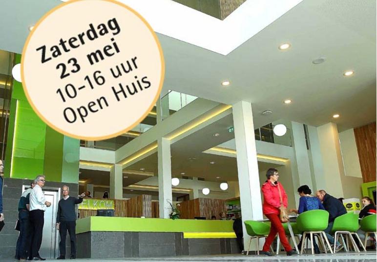 23 mei open dag in gemeentehuis van Drechterland