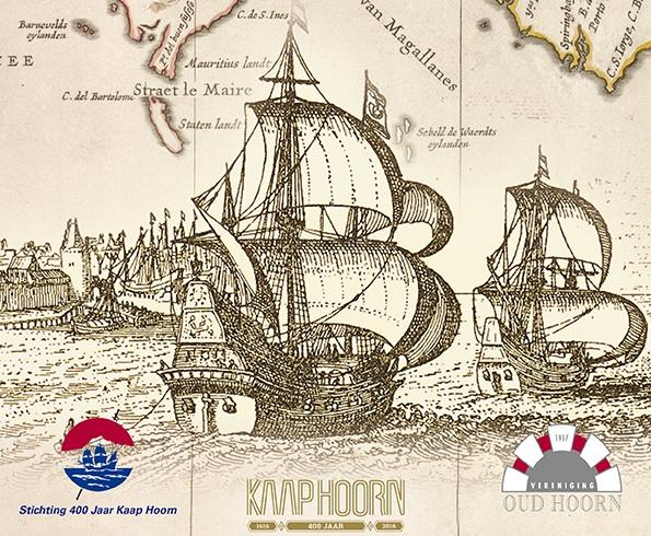 Kwartaalblad vereniging Oud Hoorn vol achtergronden Kaap Hoorn