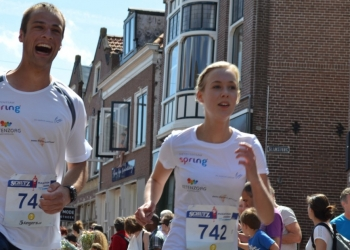 Marathon Hoorn 2015: Finish foto's en video's