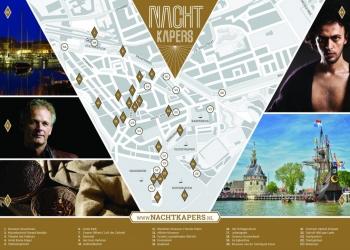 Blokkenschema NachtKapers: Wat is wanneer waar te zien