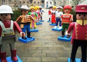 Playmobil helpt museum richting 50.000 bezoekers