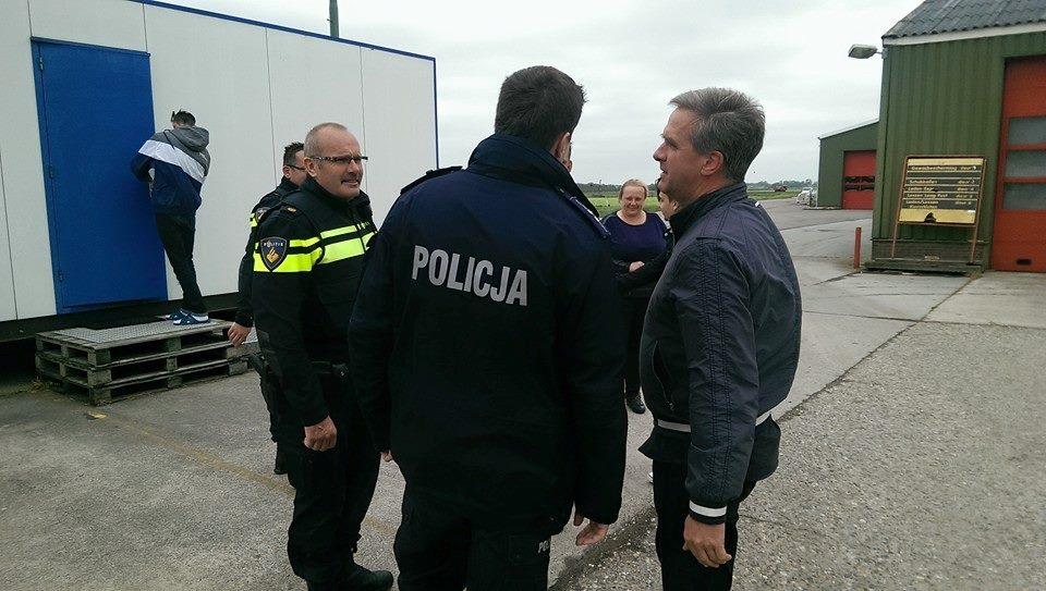 Politie krijgt assistentie van Poolse collega's