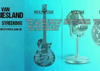 Helden van Westfriesland: Pop, Rock, Disco, Singer/Songwriter en heerlijk eten
