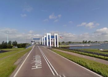Dijk Enkhuizen Lelystad 5 juni nacht dicht voor onderhoud
