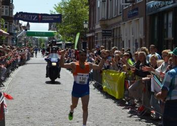 Marathon Hoorn grootse opkomst hardlopers en publiek [foto's]