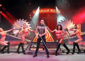 Circus Herman Renz van 2 tot en met 5 juli in Hoorn