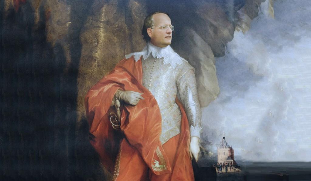 Hoorn neemt 28 augustus afscheid van Onno van Veldhuizen