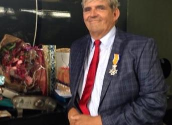 Koninklijke Onderscheiding voor Jaap Nieweg bij afscheid