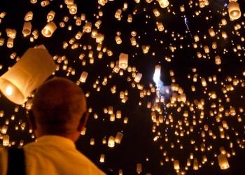 Te veel wensballonnen gevaarlijk, 'Night of the Lanterns' afgelast