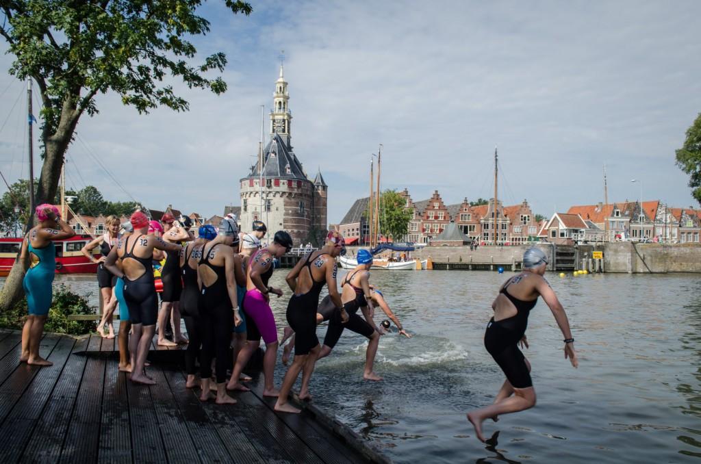 Nieuwe locatie Ter rede van Hoorn bevalt goed [foto's]