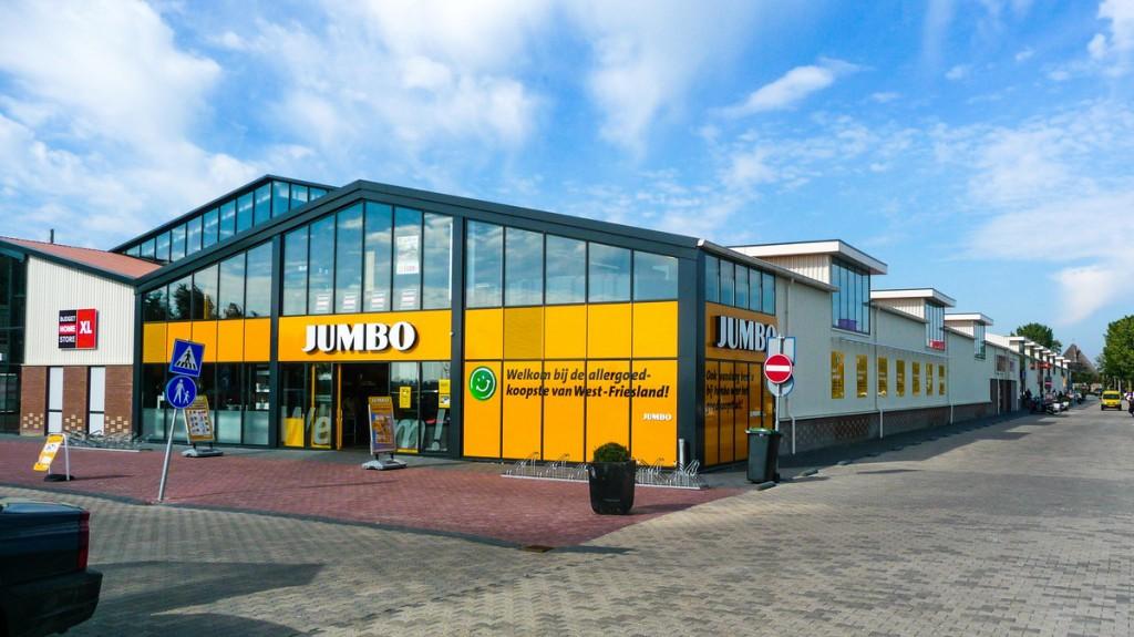 Zwaagdijk Oost krijgt honderdste Jumbo Pick Up Point