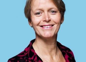 Yvonne van Mastrigt (PvdA) waarnemend burgemeester Hoorn