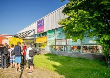 Open dag centrum voor kunst en creativiteit De Blauwe Schuit