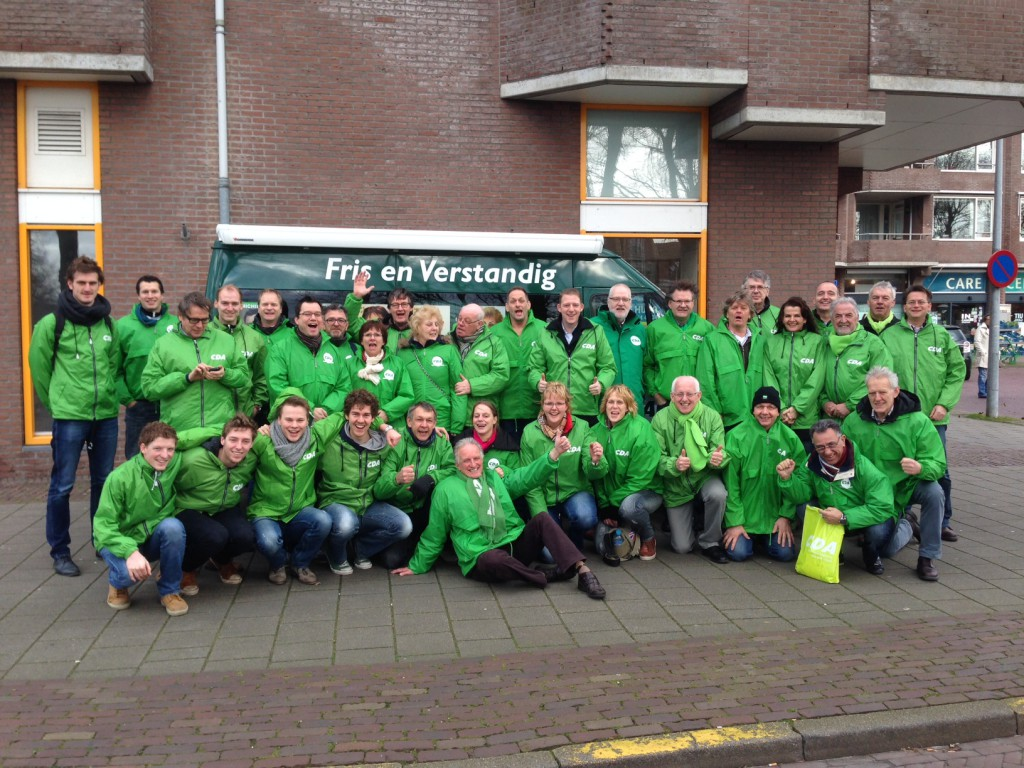 CDA Hoorn: 'Wat zijn gevolgen Imtech voor Hoorn?'