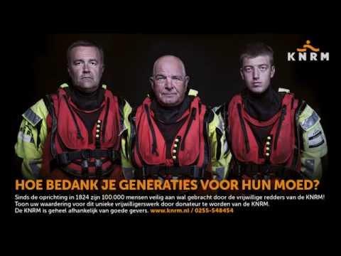 Mijlpaal KNRM: 100.000ste geredde op IJsselmeer bij Enkhuizen