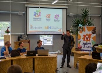 Nu nog tweede leerjaar HBO Agrarisch ondernemen in Hoorn